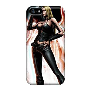 Premium Mvc3 Trish Back Covers Snap On Cases For Iphone 5/5s