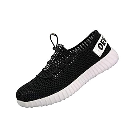 UPSTONE Safety Shoes for Men, Work Construction Sneakers, Breathable Lightweight Comfortable Steel Toe Shoes for Women