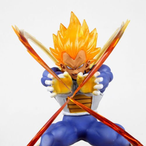 Halo Replica Suit (tongrou Anime Dragonball Z Super Saiyan Vegeta 15cm/6