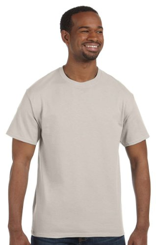 Gildan Men's Heavy Cotton T-Shirt Ice -