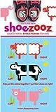 Shoezooz - Educational Shoe Stickers for Kids!