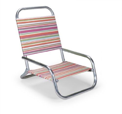 - Telescope Casual Sun and Sand Folding Beach Chair, Malibu