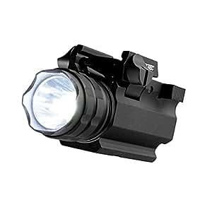 Nebo 6109 iProTec RM190 High-Powered Firearm Light
