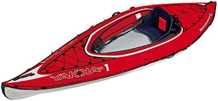BIC Yakkair HP 1 - Kayak Hinchable, Color Rojo, 3.30 m: Amazon.es ...