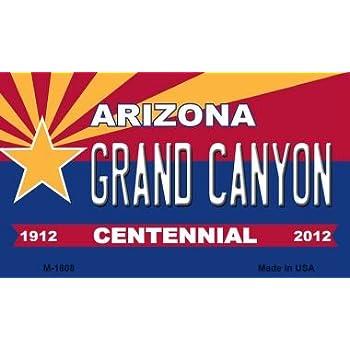 Amazon Com Grand Canyon Arizona State License Plate