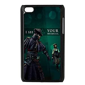 Ipod Touch 4 Phone Case Assassin's Creed F5M8267 by lolosakes