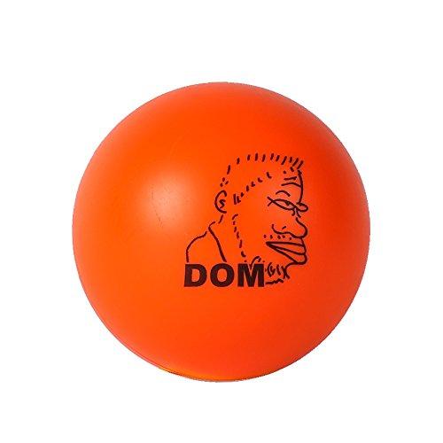 Bike Polo - Dom Bike Polo Ball, Pack of 2, Orange