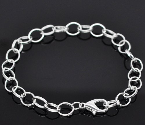 PEPPERLONELY Silver Lobster Bracelets Bracelet