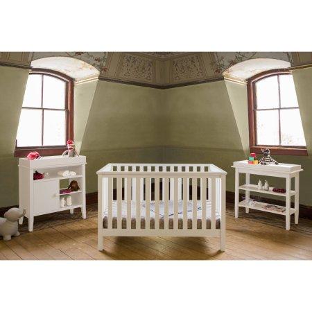 Bertini Tinsley Toddler Bed Conversion Kit Antique White