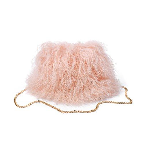 Zarapack, Borsa a tracolla donna Pink