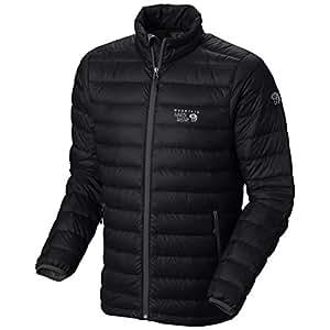 Mountain Hardwear Nitrous Down Jacket - Men's Black XX-Large