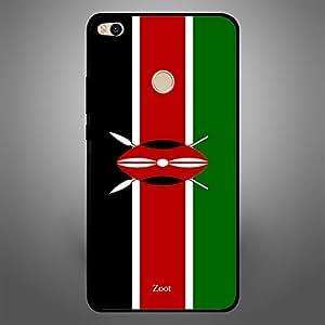 Xiaomi MI MAX 2 Kenya Flag