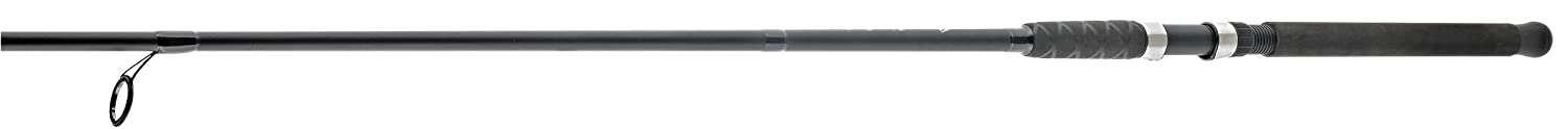 SOUTH BEND Black Beauty Spinning Rod, 8-Feet 6-Inch