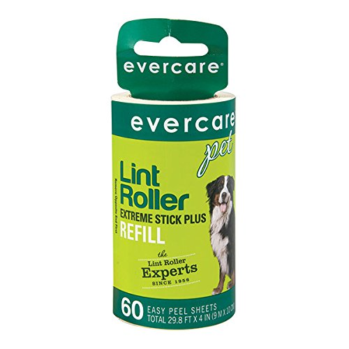 Refill for Extra Sticky Pet Hair Lint Roller,60 Sheets
