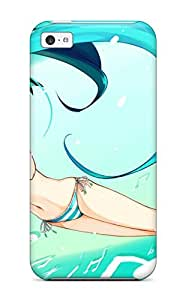 Hot MDtjtwj1242fKEds Hatsune Anime Tpu Case Cover Compatible With Iphone 5c