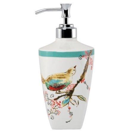 Lenox Chirp Lotion Dispenser (Lenox Soap Dispenser)
