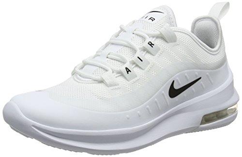 Nike Jungen Air Max Axis BG Laufschuhe Weiß (White/Black 100)