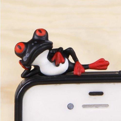frog earphone jack - 1