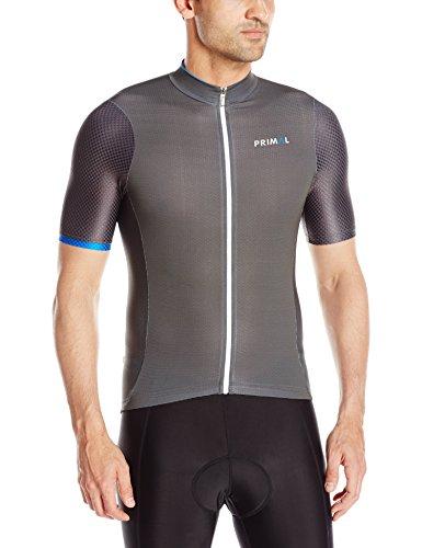 (Primal Wear Men's Steel Helix Jersey, Small, Blue)