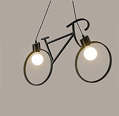 BDJYJ ® Araña creativa Personalidad Lámparas para bicicletas ...