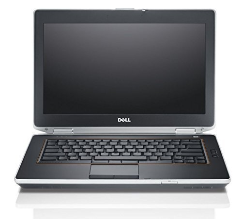Dell LAT E6420 Laptop, Core i5-2520m, 2.5 GHz, 128 SSD, Windows 10 Professional, Black - Computer Core Notebook