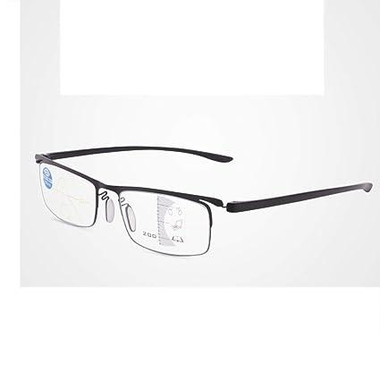 EGCLJ Gafas De Lectura para Hombres Gafas De Sol Anti ...