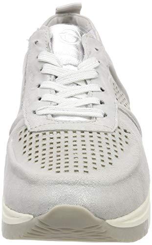 Sneakers Argenté silver 22 1 1 Femme 941 23745 Tamaris 941 Basses zxq8wX