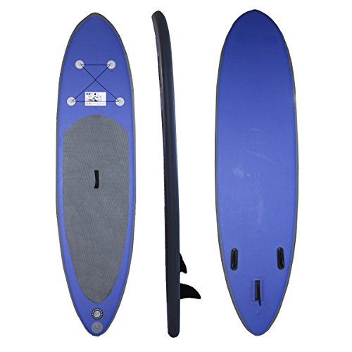 ARCADIAW Inflatable SUP Stand Up Paddleboard 10ft Long 6inch Thick by ARCADIAW (Image #1)'