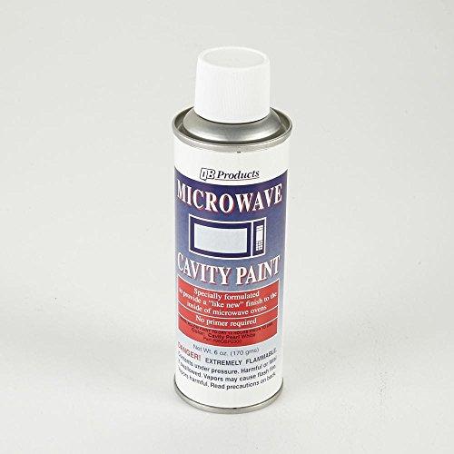 appliance paint microwave - 8