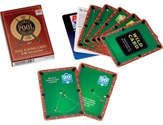 CueStix IPUPC Playing Cards – 究極のプールChallengeによってCueStix   B01N8VVJMD