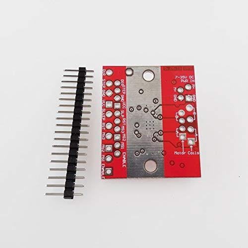 Big Easy Driver Board V1.2 A4988 Stepper Motor Driver Board 2A//Phase 3D Printer
