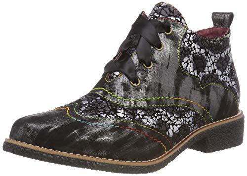 Para Mujer Noir 0781 Laura Vita noir Botines Coralie Negro qPf7IwX