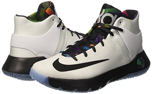 Nike total Orange black 5 Iv Blanco Uomo white Multi Basket Scarpe Trey color Kd Da rqBO1r
