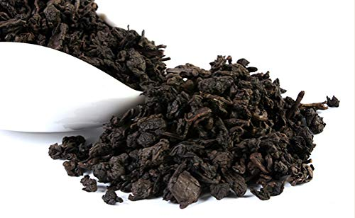 (OUZ123 Charcoal Roasted Oolong Tea Leaves Tan Bei Wu Long Cha 炭焙乌龙茶 500g/17.6oz)