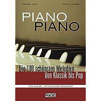Piano Piano mittelschwer für Klavier
