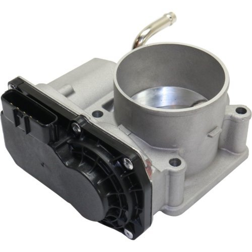 6 Male Terminals Blade-Type Throttle Body for Tacoma 05-14 4 Cyl 2.7L Eng