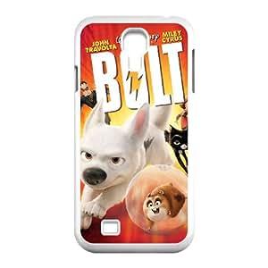 Bolt Samsung Galaxy S4 9500 Cell Phone Case White MUS9143430