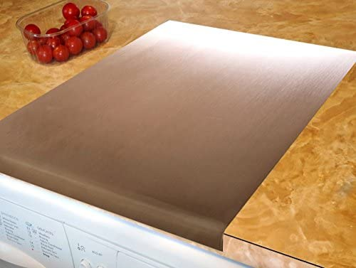 Avonstar Trading Co. Ltd Saver de Plan de Travail en cuivre véritable 500 x 500 mm