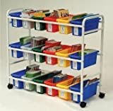 Leveled Reading Book Browser Cart