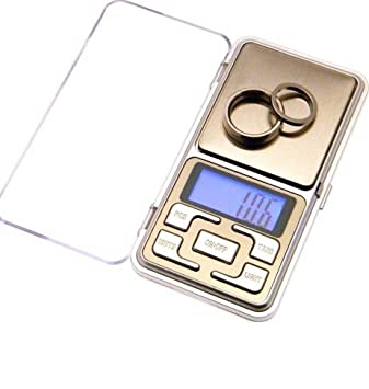 Bascula de precision peso 0,01gr balanza digital 0.1-500gr
