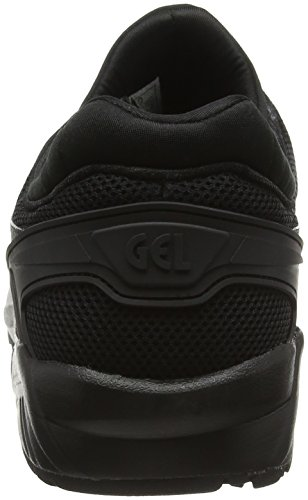 Adultos Adults' Unisex Correr Black de Kayano Trainer Unisex EVO Gel Asics Negro Black Zapatillas 5zqAndf8