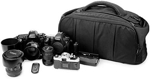 Gran bolso de la cámara réflex digital y videocámara bolsa, bolsa ...