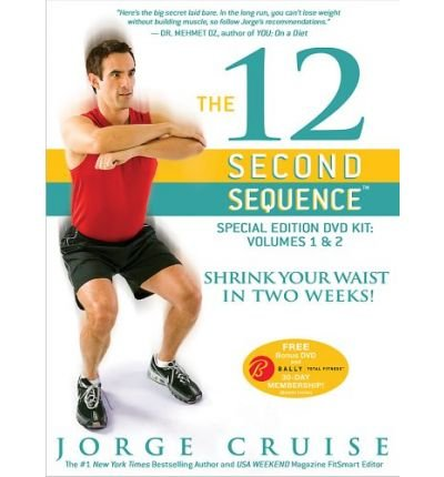 The 12 Second Sequence Special Edition 3-DVD Kit: Volumes 1 & 2: Shrink Your Waist in 2 Weeks! (DVD video) - Common