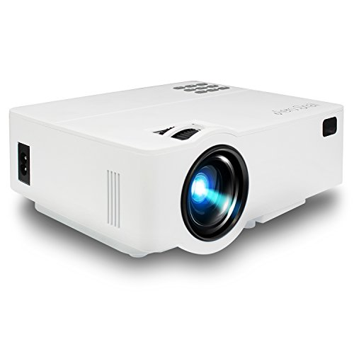 AeroSnail LED Video Beam Projector, 180