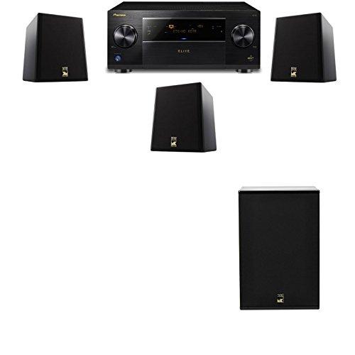 M&K Sound S150II Loudspeaker 3.1 X12 Pioneer Elite SC-89