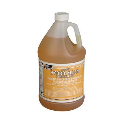 Ez-Flo 45270 Hydro Balance Hydro-Kleen Concentrate Non-Acid Coil Cleaner & Brightener ()