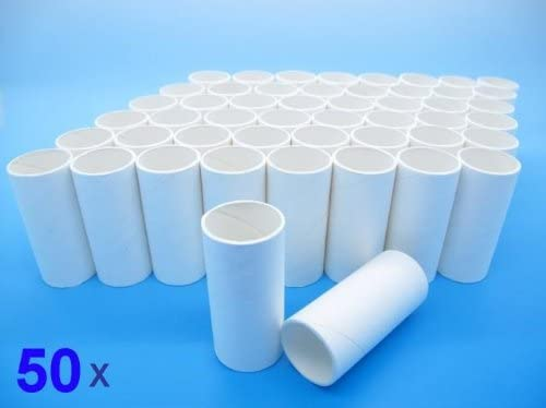 50x Disposable Spirometer Mouthpieces - for Contec and many other Brands