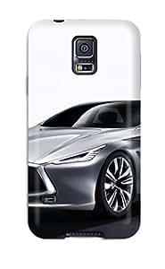 ZippyDoritEduard Case Cover Protector Specially Made For Galaxy S5 2014 Infiniti Q80 Inspiration Concept