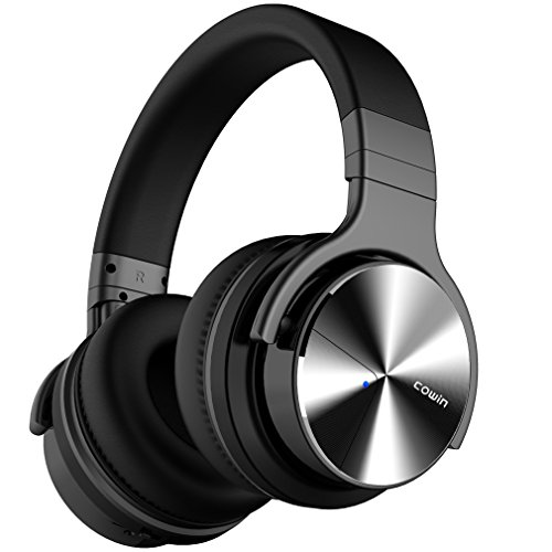 COWIN E7 Pro Active Noise Cancelling Headphone Bluetooth Headphones Microphone Wireless Headphones...