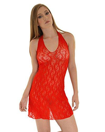 Tease Halter Dress - 3